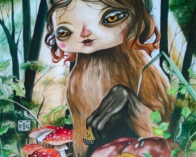Bassaris-Duhkha-YariDG-Yari-illustration-watercolor