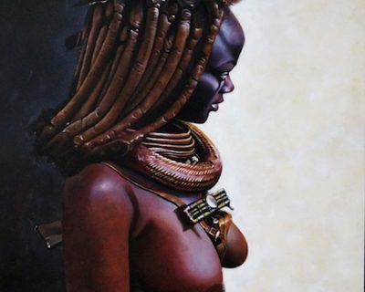 afro-olio-su-tela-100-x-80-cm-2006-yaridg-painting