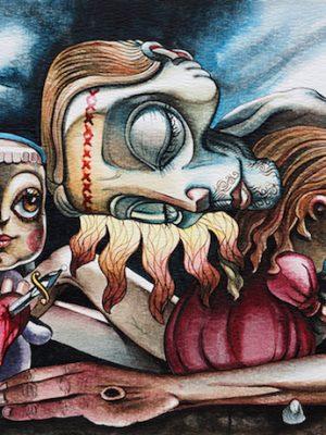deposizione-acquerello-su-carta-cotone-30-5-x-45-5-cm-2014-yaridg