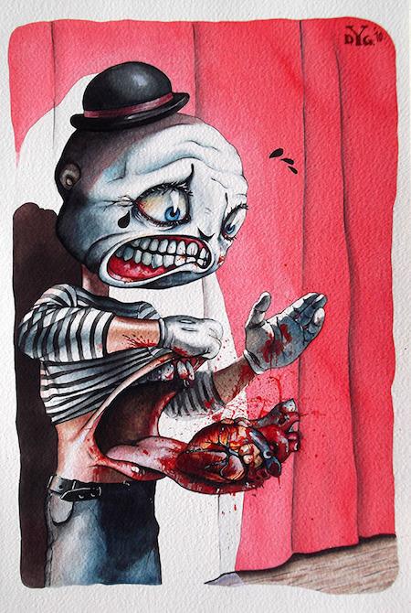 schizzi-umani-3-acquerello-su-carta-cotone-45-5-x-30-5-cm-2011-yaridg