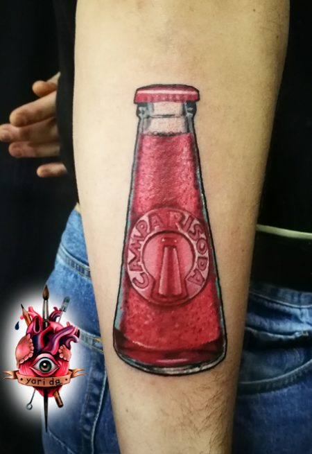Red Passion Tattoo